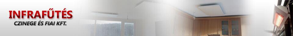 Infrafűtés, egy korszerű elektromos fűtési mód - Czinege és Fiai Kft.