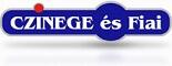 A Czinege és Fiai Kft. logója kis méretben